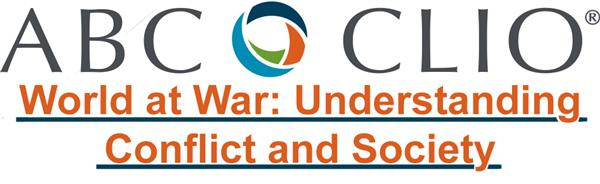 World at War Understanding conflict and Society