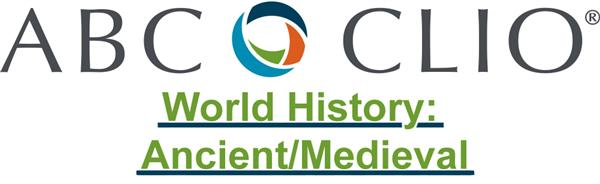 World History: Ancient/Medieval