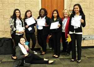 Students Place at SkillsUSA Leadership Conference