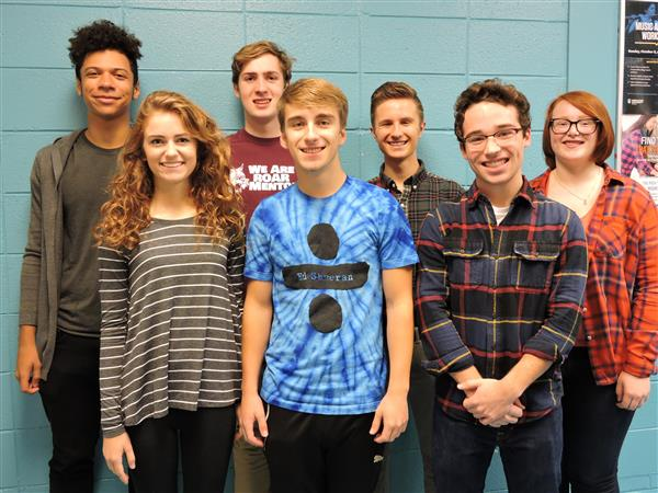 Students Selected for ILMEA Senior Large Ensemble Festival