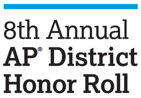 CHSD94 Named to National AP Honor Roll