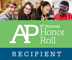 College Board Names CHS to AP District Honor Roll