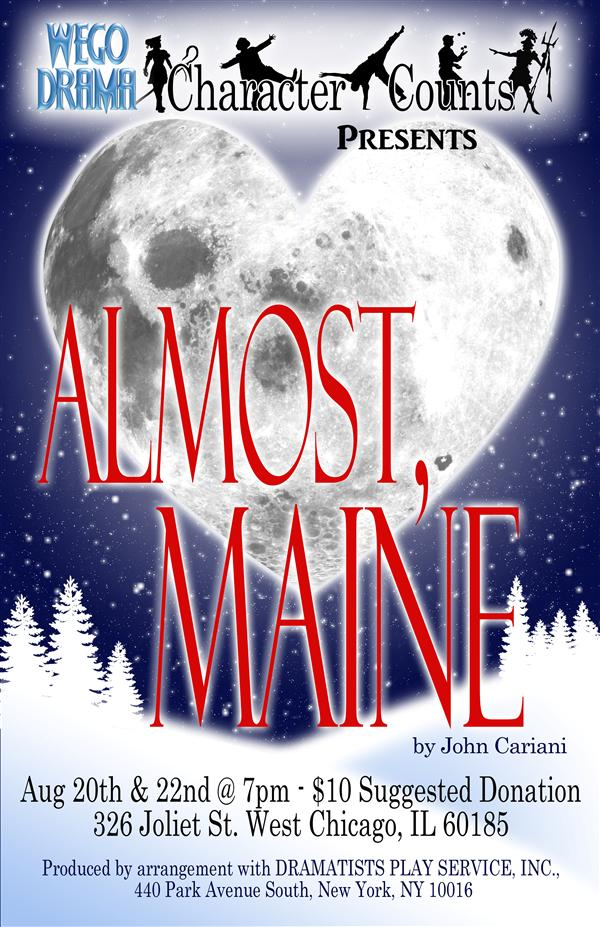 Almost, Maine - WeGo Drama Production