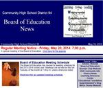 Board of Education News 5-20-2014