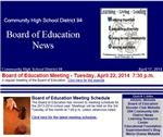 Board of Education News 4-14-2014