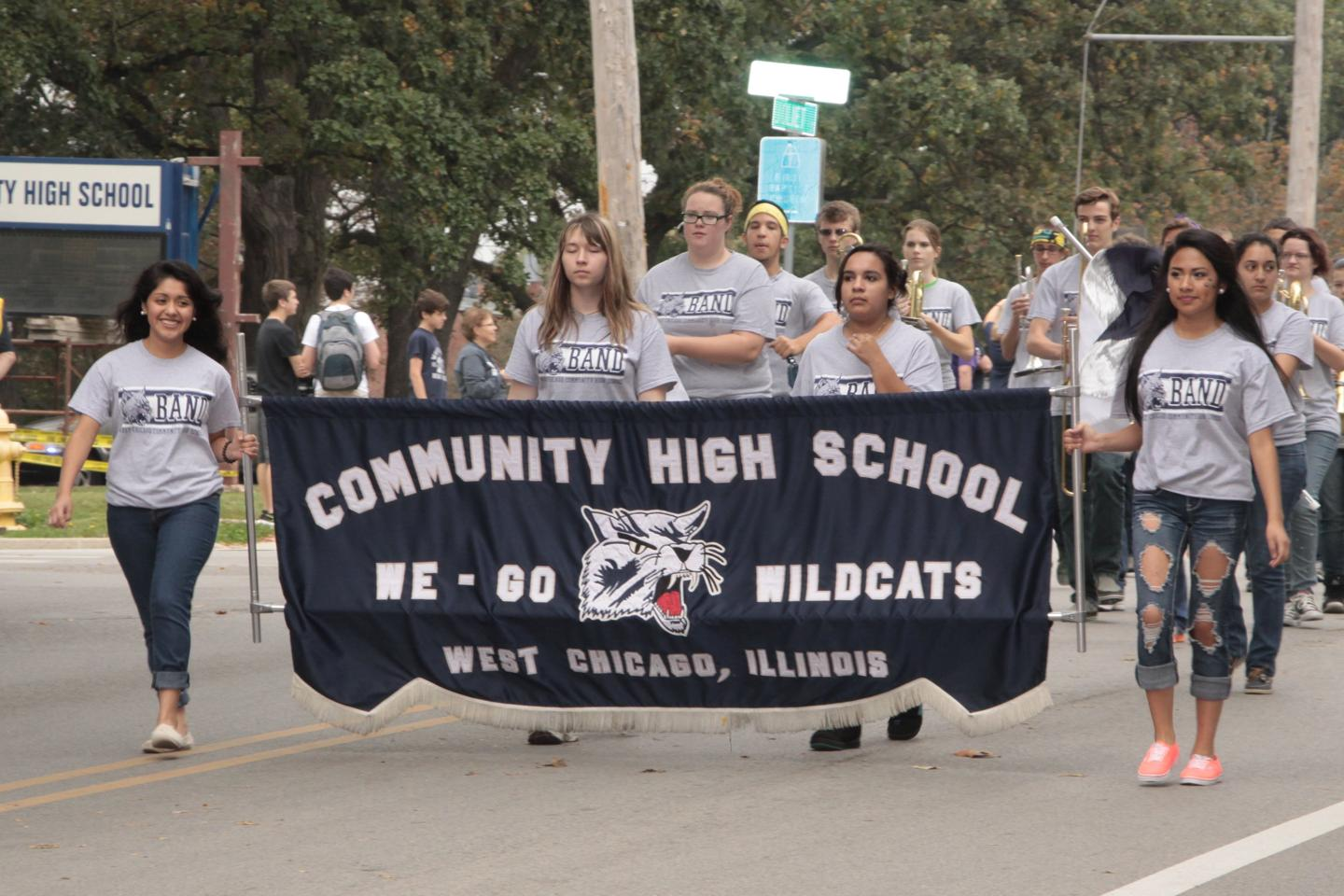 CHS Wildcats Celebrate Homecoming