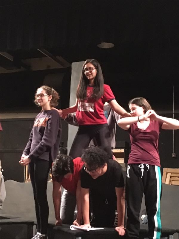 Wego Drama Presents IHSA Showcase