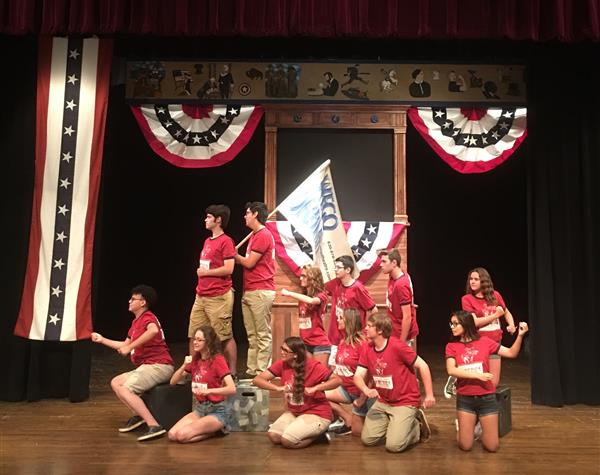 The Complete History of America - a Wego Drama Production