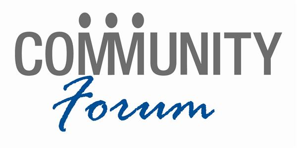 Community Forum May 13