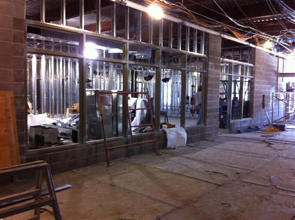 2015 Summer Construction at WCCHS