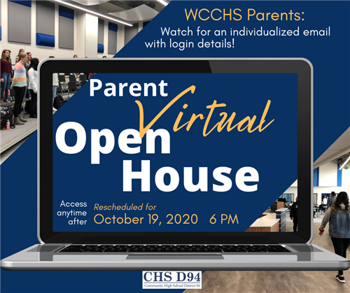 Parent Virtual Open House