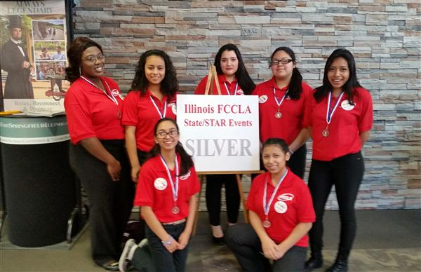 Students Place 2nd in FCCLA State Competition