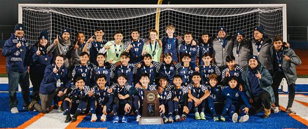 2019 IHSA Boys Soccer Class 3A State Champions