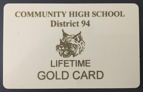 Senior Citizen Gold Card Now Available
