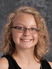 Jenna Palka Named May Student of the Month