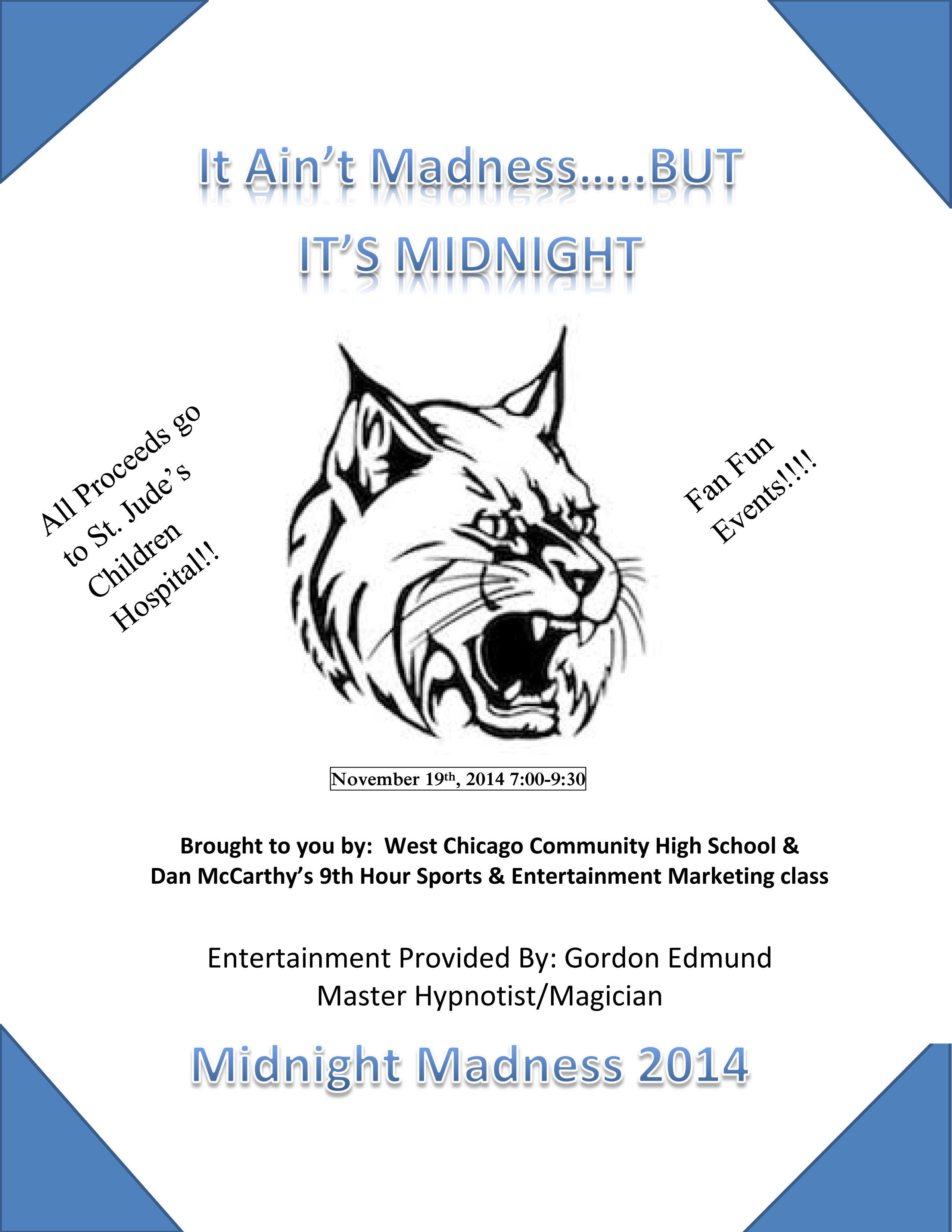 Community Invited for Midnight Madness