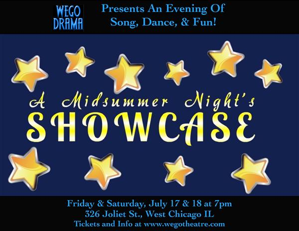 A Midsummer Nights Showcase - WeGo Drama Production