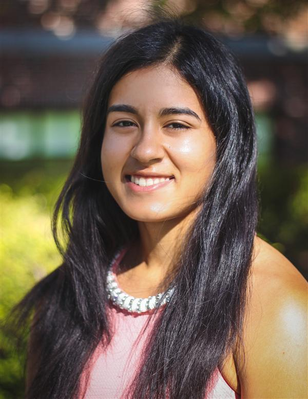 Nayeli Lara Named Student of the Month