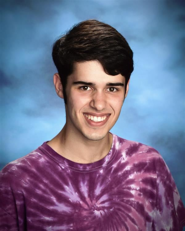 Ricky Gieser Named January Student of the Month
