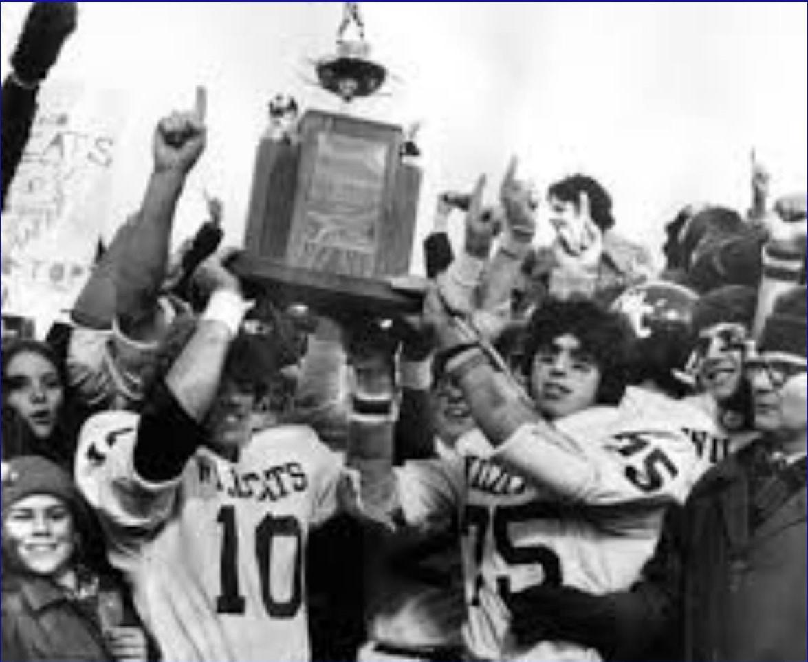 CHS Celebrates 40th Anniversary of 1974 State Football Championship