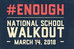 National Student Walkout at WCCHS