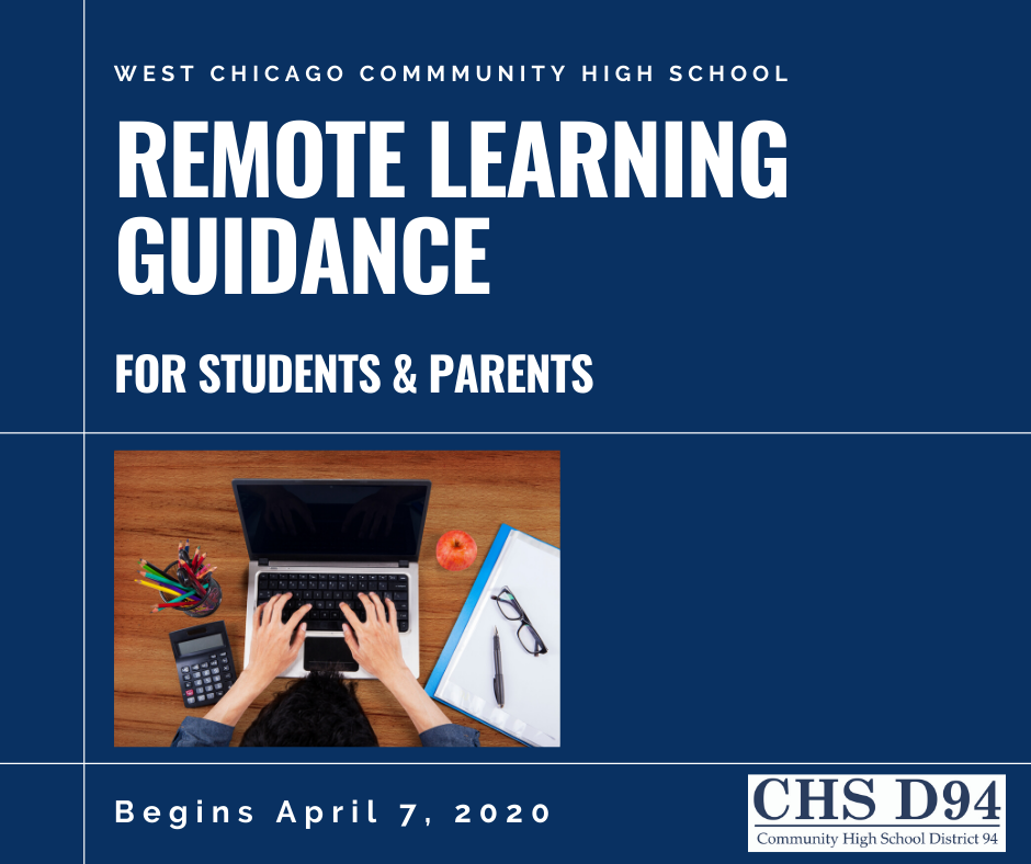 Remote Learning Guidance for Students & Parents