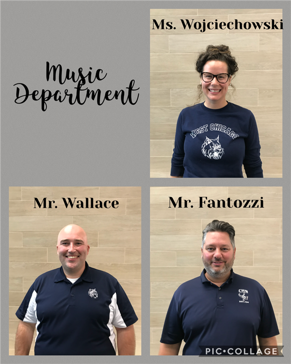 Music Department 2020-2021