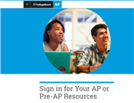 AP Exam Registration - College Board